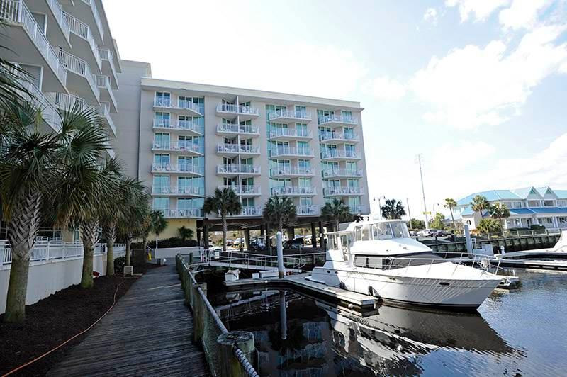 Harbourgate Marina #312 - Image 1 - North Myrtle Beach - rentals