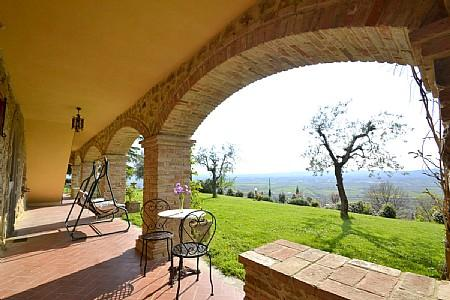 Villa Arcanda D - Image 1 - Rigutino - rentals