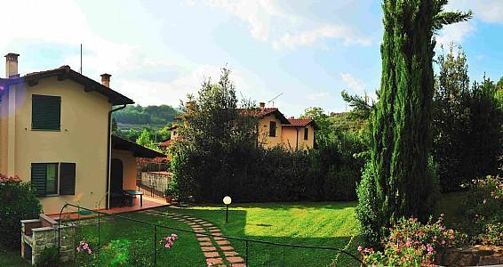 Villa Crupina A - Image 1 - Lucolena - rentals