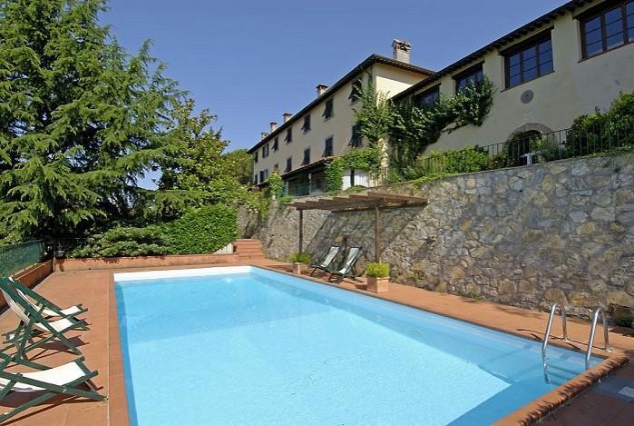 9 bedroom Villa in Lucca, Tuscany, Italy : ref 2018129 - Image 1 - Mastiano - rentals