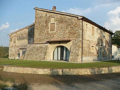 Casa Romice A - Image 1 - Laterina - rentals