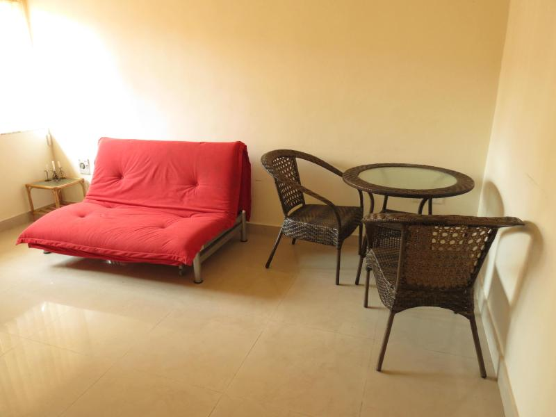 40)1 Bed Apartment Calangute/Baga Sleeps 2-4 - Image 1 - Calangute - rentals