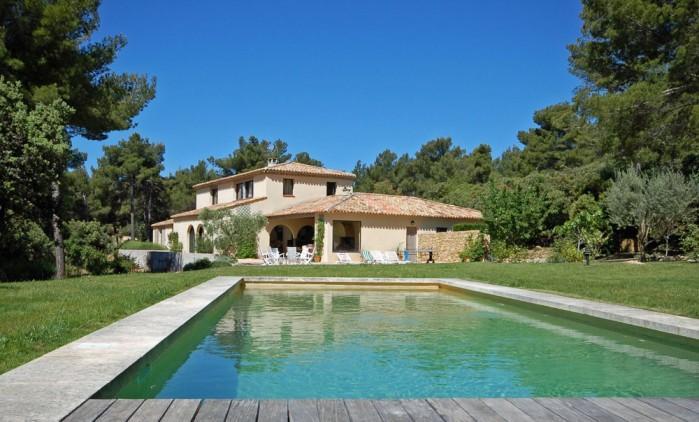 5 bedroom Villa in Nr. Aix en Provence, Provence, France : ref 2018160 - Image 1 - Le Tholonet - rentals