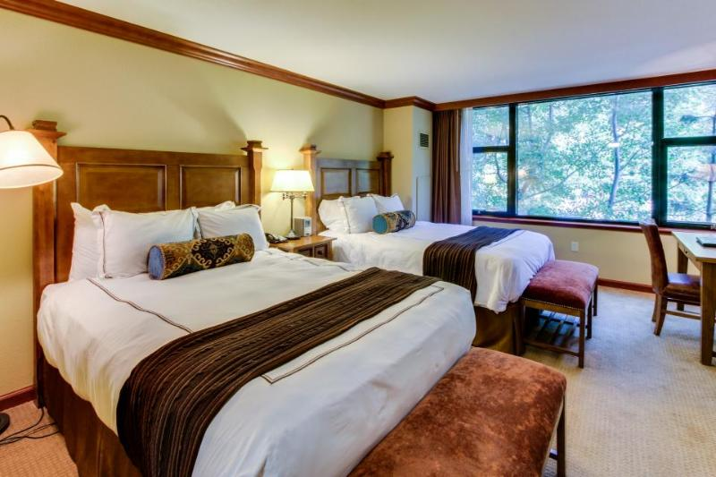 Luxury suite w/ ski access, shared pools, hot tubs, & more! - Image 1 - Alpine Meadows - rentals