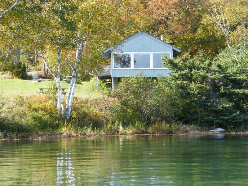 House - Chuck's Camp - Maine - rentals