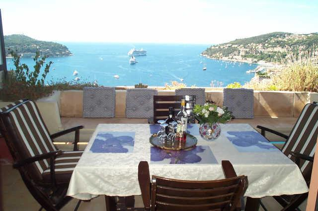 Terrace and sea view - LE CAP II AP2027 - Villefranche-sur-Mer - rentals