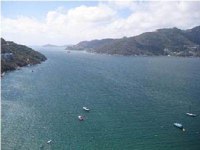 Condo with Spectacular Views of Puerto Marques Bay - Image 1 - Acapulco - rentals