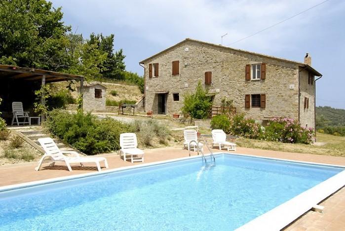 4 bedroom Villa in Perugia, Umbria, Italy : ref 2018212 - Image 1 - Montelaguardia - rentals