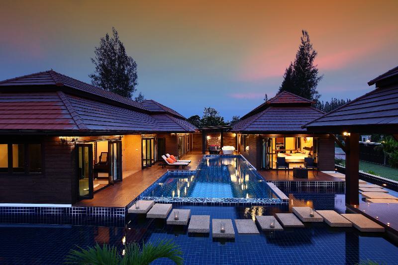Villa - 3-Luxury Bedroom with Private Pool Villa near town - Sao Hai - rentals