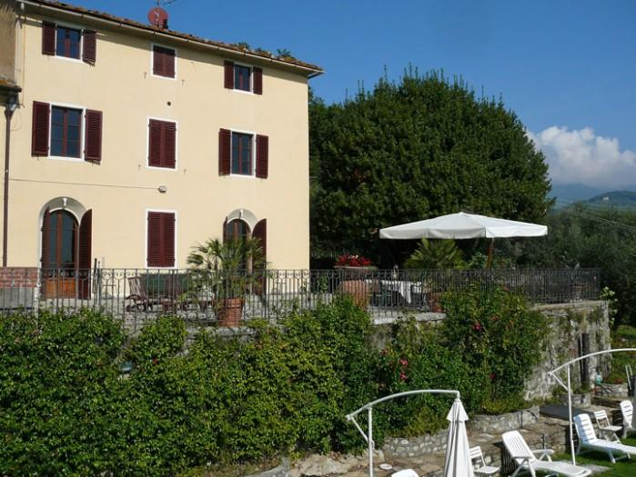 5 bedroom Villa in Pistoia, Tuscany, Italy : ref 2017773 - Image 1 - Province of Pistoia - rentals