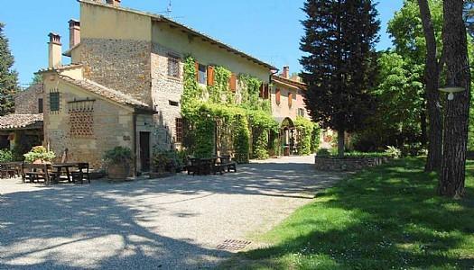 Villa Iva F - Image 1 - Montaione - rentals