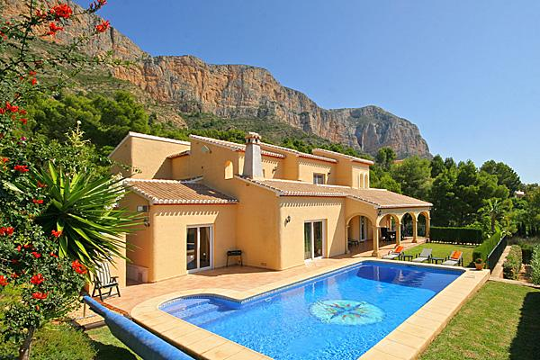 4 bedroom Villa in Javea, Costa Blanca, Spain : ref 2132514 - Image 1 - Jesus Pobre - rentals