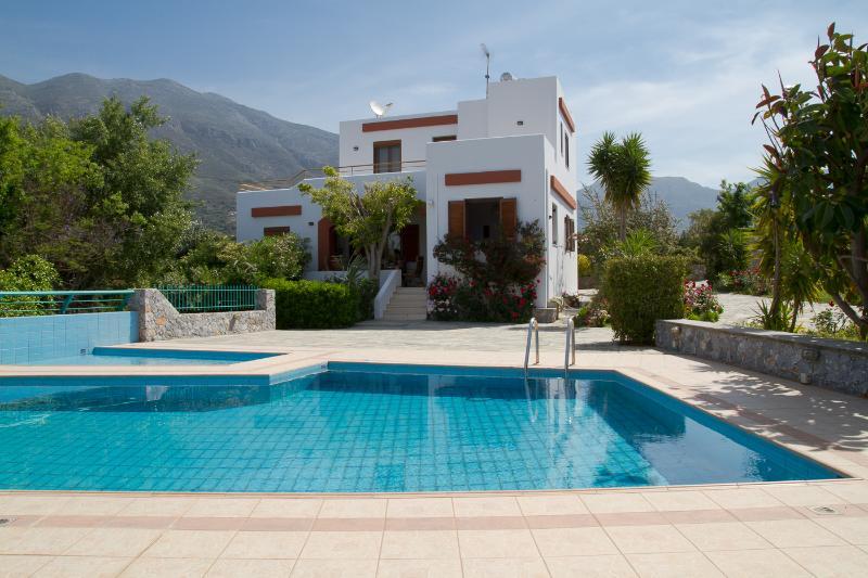 Villa Thymari - Villa Thymari in Lefkogeia, Rethymnon, Crete - Lefkogia - rentals