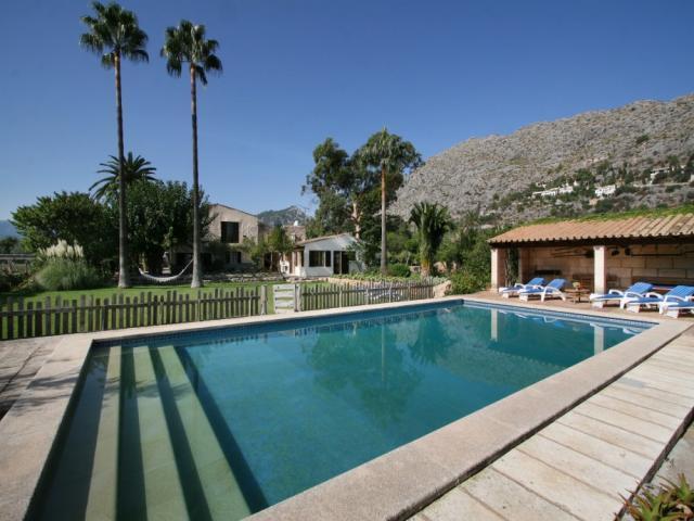 4 bedroom Villa in Pollenca, Mallorca, Mallorca : ref 3087 - Image 1 - Pollenca - rentals
