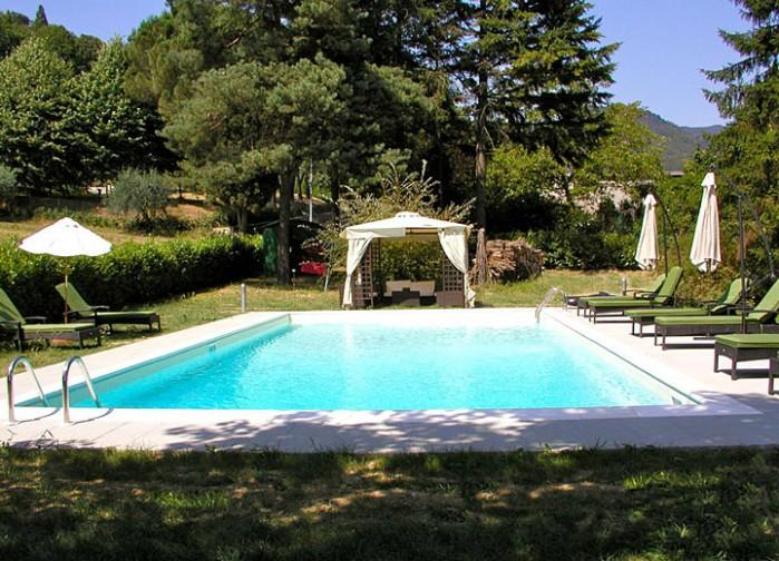 5 bedroom Villa in Luco Di Mugello, Nr Florence, Tuscany, Italy : ref 2017798 - Image 1 - Luco Mugello - rentals