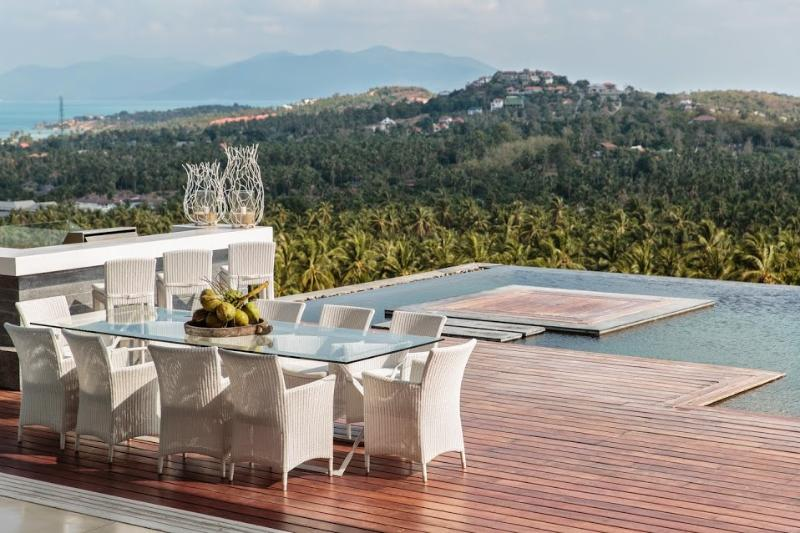 Samui Island Villas - Villa 78 Fantastic Sea Views - Image 1 - Choeng Mon - rentals