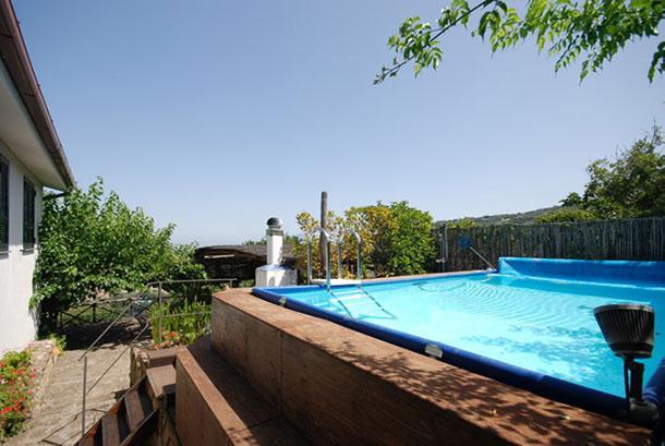 5 bedroom Villa in Massa Lubrense, Costa Sorrentina, Amalfi Coast, Italy : ref 2230210 - Image 1 - Massa Lubrense - rentals