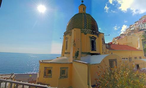 Villa Cipriana - Image 1 - Positano - rentals