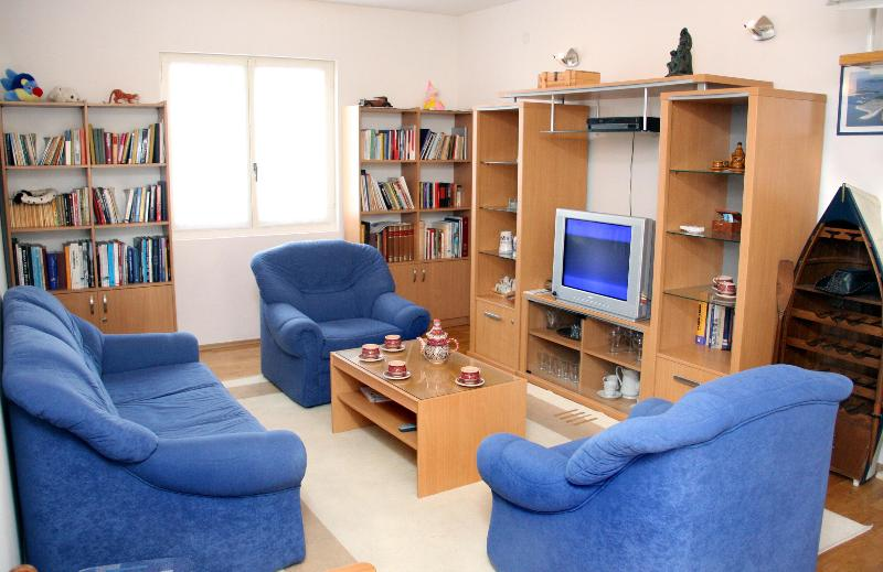 living room - Croatia Sikirica 4+2 apartment - Trogir - rentals