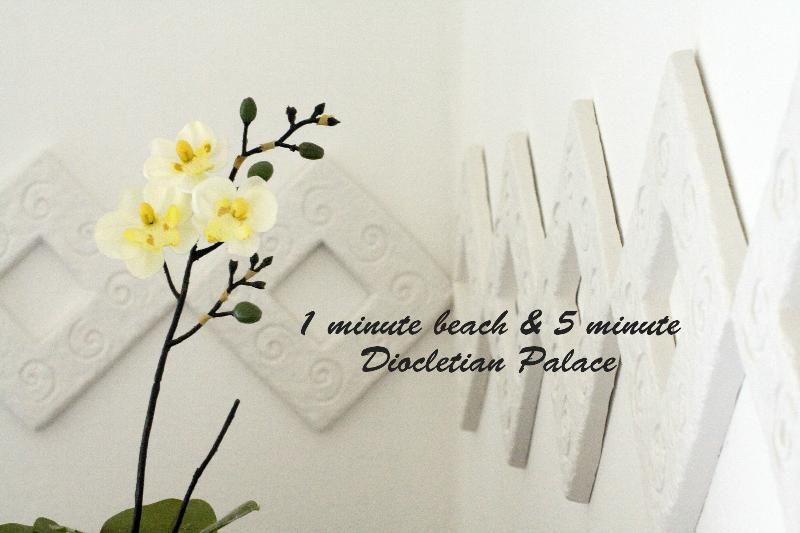 Apartment 50m From Bacvice Beach & 5 Min Old Town - Image 1 - Split - rentals