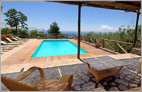 Villa Carissa E - Image 1 - Sant'Agata sui Due Golfi - rentals