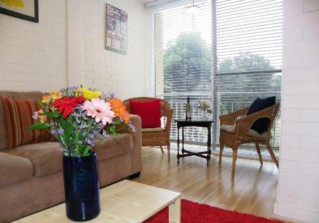 Living area - Cottesloe Seashore Studio - Perth - rentals