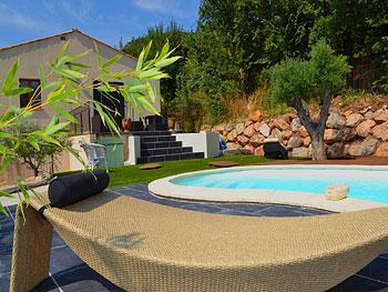 1 bedroom Villa in Dio Et Valquieres, Languedoc, France : ref 2000100 - Image 1 - Lunas - rentals