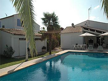 3 bedroom Villa in Lignan Sur Orb, Languedoc, France : ref 2000102 - Image 1 - Lignan-sur-Orb - rentals