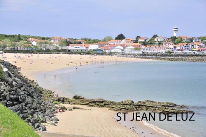 4 bedroom Apartment in Saint Jean De Luz, Biarritz, France : ref 2017821 - Image 1 - Saint-Jean-de-Luz - rentals