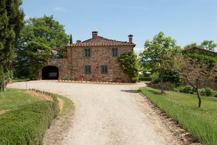 5 bedroom Villa in Arezzo, Tuscany, Italy : ref 2017823 - Image 1 - Lucignano - rentals