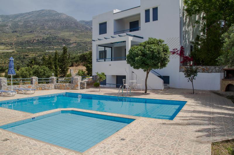 Villa Anemos - Plakias Villas Thymari & Anemos - Villa Anemos - Lefkogia - rentals