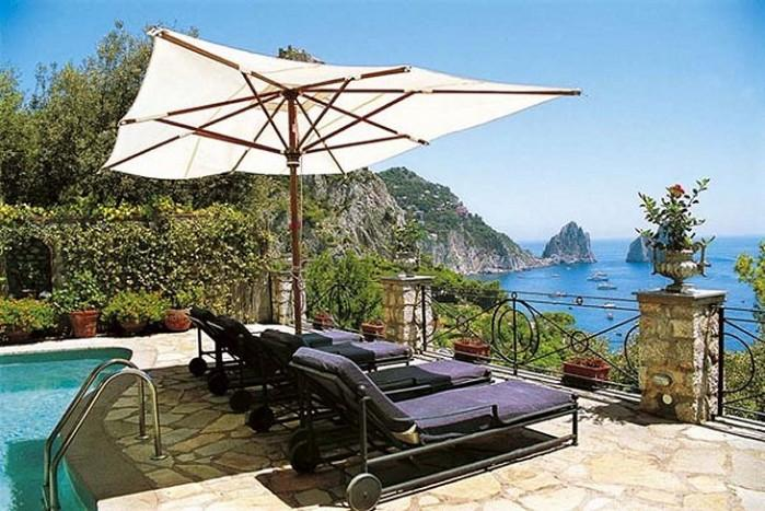 4 bedroom Villa in Island Of Capri, Amalfi Coast Campania, Italy : ref 2226360 - Image 1 - Capri - rentals