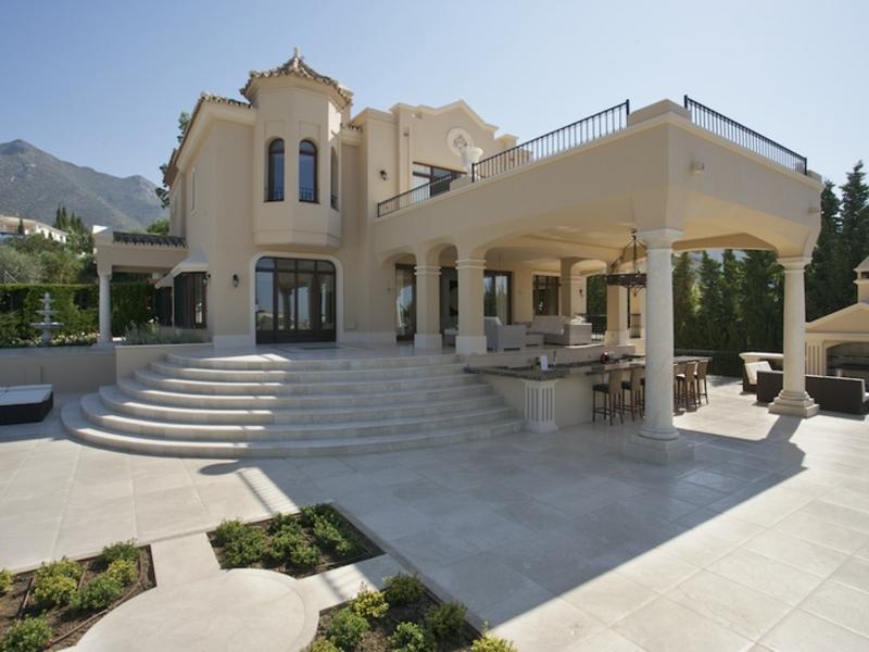 Luxury Villa in Sierra Blanca - Image 1 - Marbella - rentals