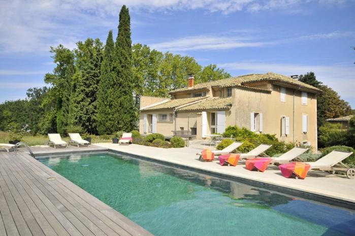 4 bedroom Villa in Apt, Provence, France : ref 2017856 - Image 1 - Saignon - rentals