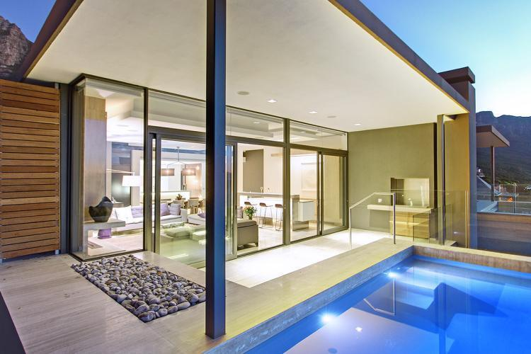 Magnificent Split-Level Designer Villa in Camps Bay - Image 1 - Bakoven - rentals