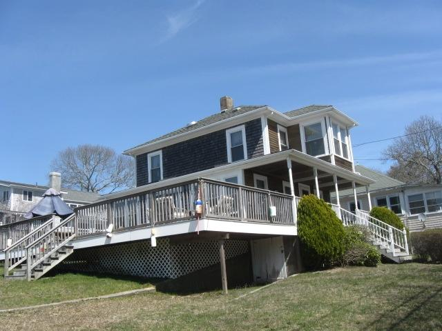 View of house - Charming large 3 bedroom on association beach - Onset - rentals