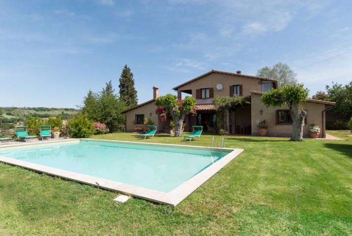 6 bedroom Villa in Otricoli, Umbria, Italy : ref 2226368 - Image 1 - Otricoli - rentals