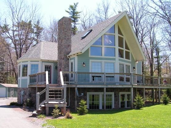 Lake Access Chalet-W/Slip and Fire Pit - Image 1 - Swanton - rentals