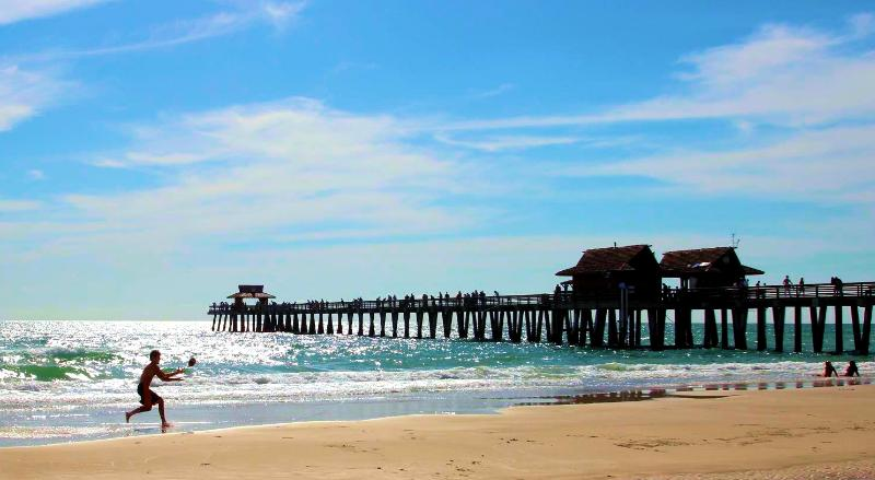 LUXURY RENTALS ~ THE PIER HOUSE ~ BEACH VIEWS - Image 1 - Naples - rentals