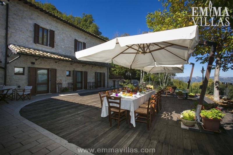 Antico Casolare 8+2 - Image 1 - Ascoli Piceno - rentals