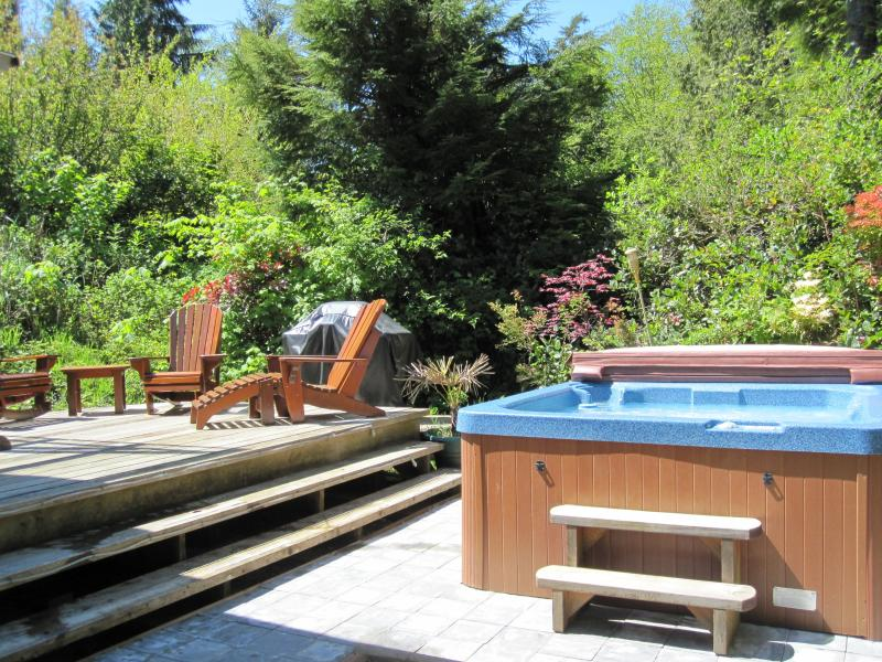 Cedar Shack Private Hot Tub - Cedar Shack Cabin Private HotTub-Chesterman Beach - Tofino - rentals
