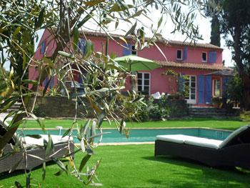 5 bedroom Villa in Bormes Les Mimosas, Cote D Azur, France : ref 2000129 - Image 1 - Bormes-Les-Mimosas - rentals