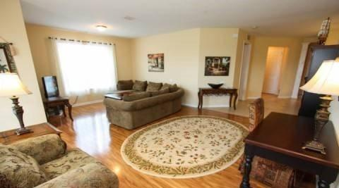 Large 3 Bedroom 2 Bath Quiet Corner Condo With Lake View 5048SL - Image 1 - Orlando - rentals