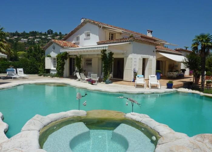 6 bedroom Villa in Mougins, Cote D Azur, France : ref 2226374 - Image 1 - Mougins - rentals
