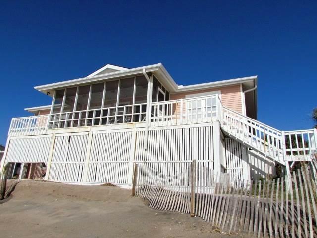 """204 Palmetto Blvd.- """"Sea Rock"""" - Image 1 - Edisto Beach - rentals"""