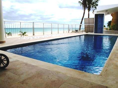 Casa Rebeka Playacar Phase1 - CASA REBEKA 4bedroom beachfront villa Playacar - Playa del Carmen - rentals