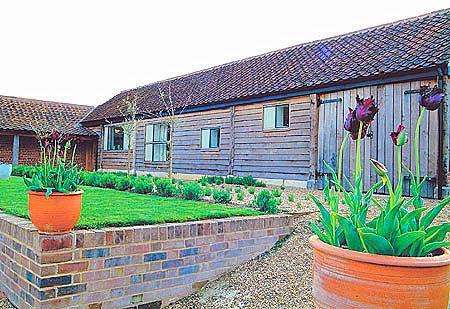 Potager Barn - Image 1 - Norfolk - rentals