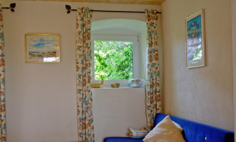 Living Room (1) - Vacation Apartment in Breitbrunn am Chiemsee - 592 sqft, natural, clean (# 449) - Breitbrunn am Chiemsee - rentals