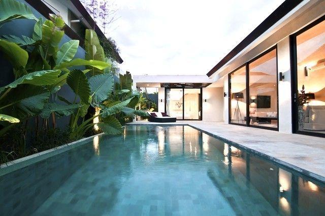 Swimming Pool - Zanti, Ultra Modern 2 BR/Bath, Nr Seminyak - Seminyak - rentals