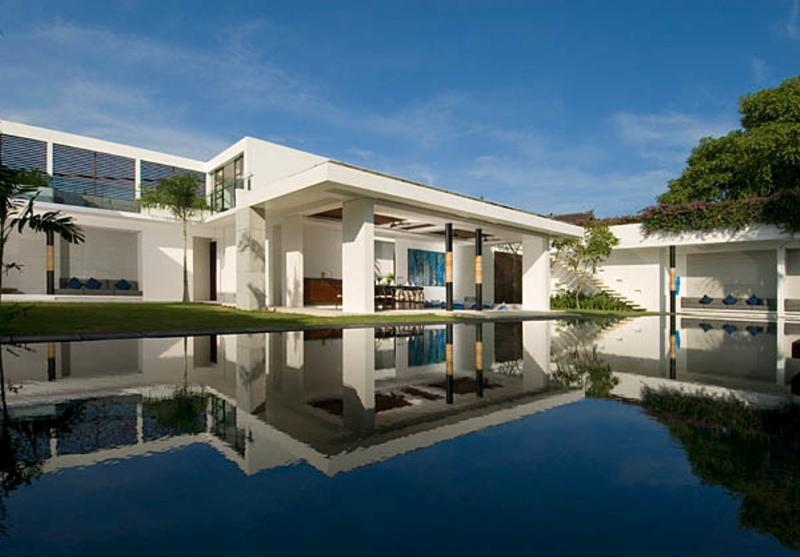 Villa & Pool view - Aqua, 4 bed luxury villa, Seminyak, Close to Beach - Seminyak - rentals
